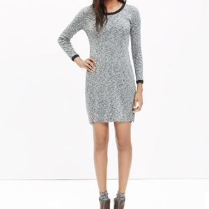 Madewell Ribbed Knit Dress, sz. M